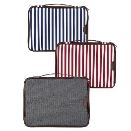 [Morning Glory] Smart Multi Pouch Traveling Cosmetic Laptop Handled Bag Briefcase (3Types) JP