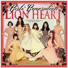 Girls Generation 5th album [Lion Heart] ​