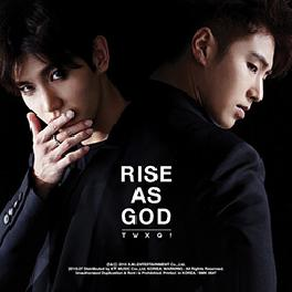 TVXQ Special Album [RISE AS GOD] (Black + White ver)
