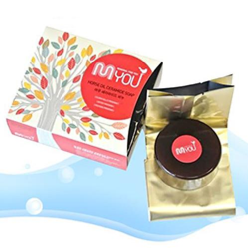 MYOU HORSE OIL CREAMIDE SOAP | skin care, soap, horse oil