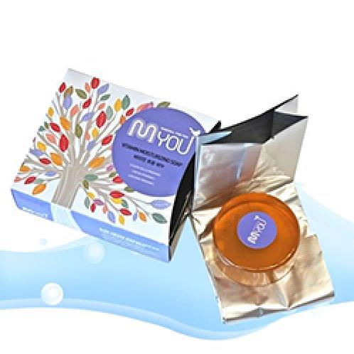 MYOU VITAMIN MOISTURIZING SOAP | skin care, soap, vitamin,