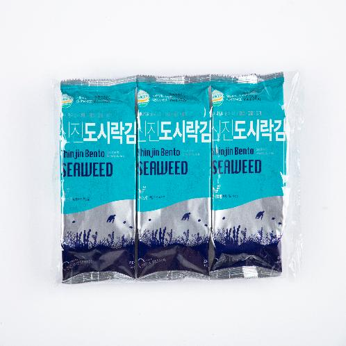 Aquatic triple pack lunch nori seaweed green health | Seaweed, green, lunch