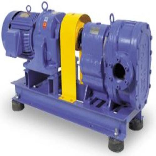 Positive Displacement Twin Cylindrical Pump | PUMP,SEWAGE,WATER TREATMENT,SLUGE