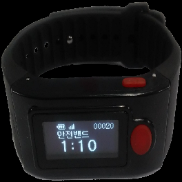ASN Wristband Sensor for RTLS