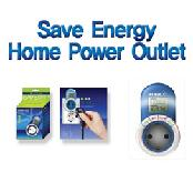 Save Energy Home Power Outlet