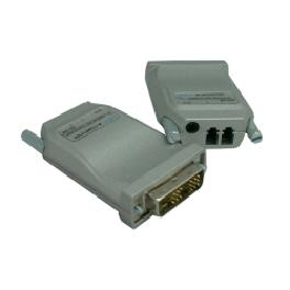 2ch DVI Extender ( Fiver optic extender for DVI : ED-OW)