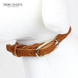 DOGDAYS TWIST S CHOKE COLLAR ( SS,S,M,L )