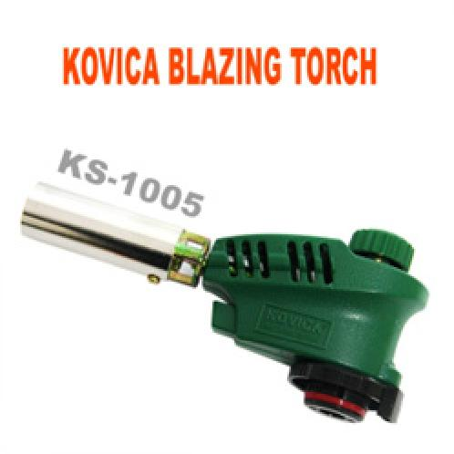 GAS PORTABLE TORCH KS-1005 |  gas torch , portable torch , kovica , blazing torch