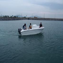 5m Power Boat