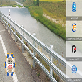 Landscape Guardrail  | Guardrail ,road safety, road barrier, open type guardrail, road protection