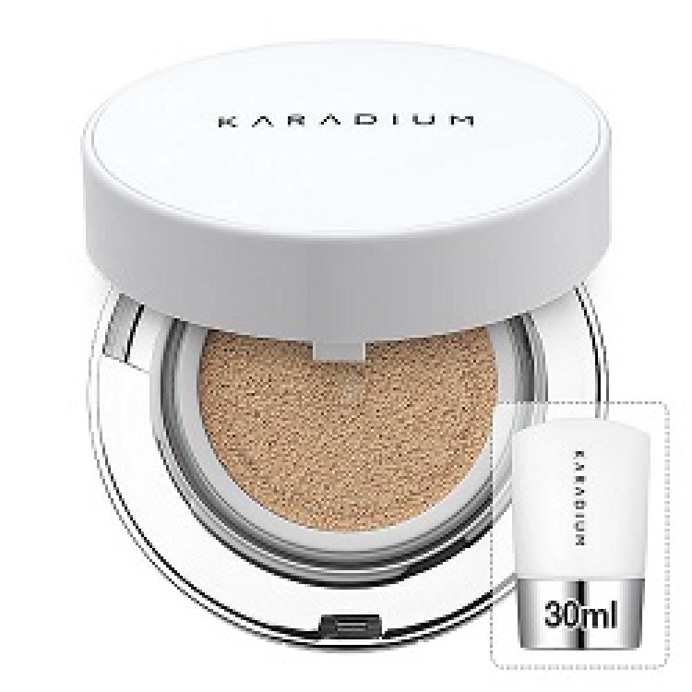 KARADIUM Real Cushion Foundation 15g & Refill 30ml (No. 21 & 23)