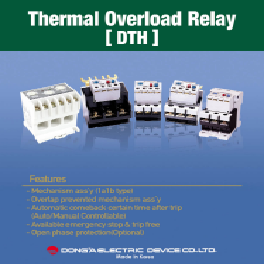 TOR (Thermal Overload Relay)