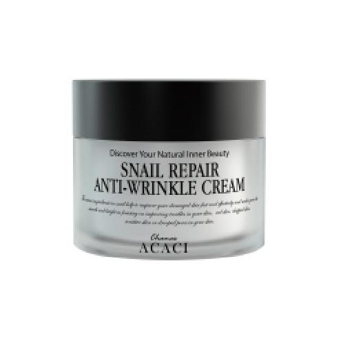 ChamosACACI Snail Repair Anti-Wrinkle Cream (50g) | snail cream,chamos, cosmetic, skincare,cream