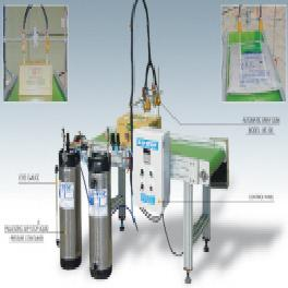 Automatic Spray Equipment for SLIP-STOP