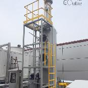 Wet Scrubber System
