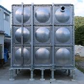 SRTANK-Ⅱ(Bolting type Stainless steel Water TANK)