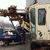 Used crawler drill SOOSAN SD700D for sale