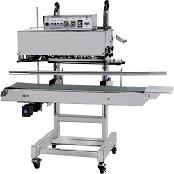 CONTINUOUS BAND SEALER VERTICAL