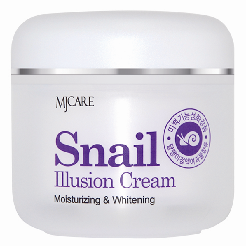 MJCARE ILLUSION CREAM 4types | cream, SNAIL, MAYU, horse oil, RED GINSENG, SWIFTLET NEST,face cream