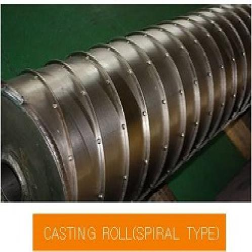VARIOUS ROLL | repair of roll surface, nick, part repair, dent