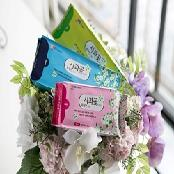 Apple flower(sanitary napkin)