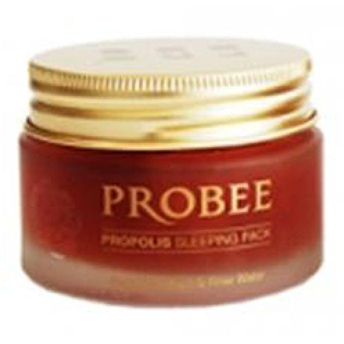 PROBEE sleeping pack | Cosmetics, Propolis, Korean Cosmeitcs, Propolis Extracts, Water-soluble propolis, Alcohol free propolis, Sleeping pack, Rose water