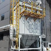 Bag Filter Dust Collector System