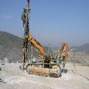 Used FURUKAWA PCR 200 Peumatic Crawler Rock Drill