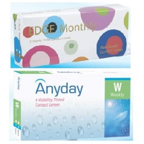 Disposable  Anyday(Monthly, Weekly) | LENS , Disposable , CONVENTIONAL LENS , Anyday, Monthly, Weekly