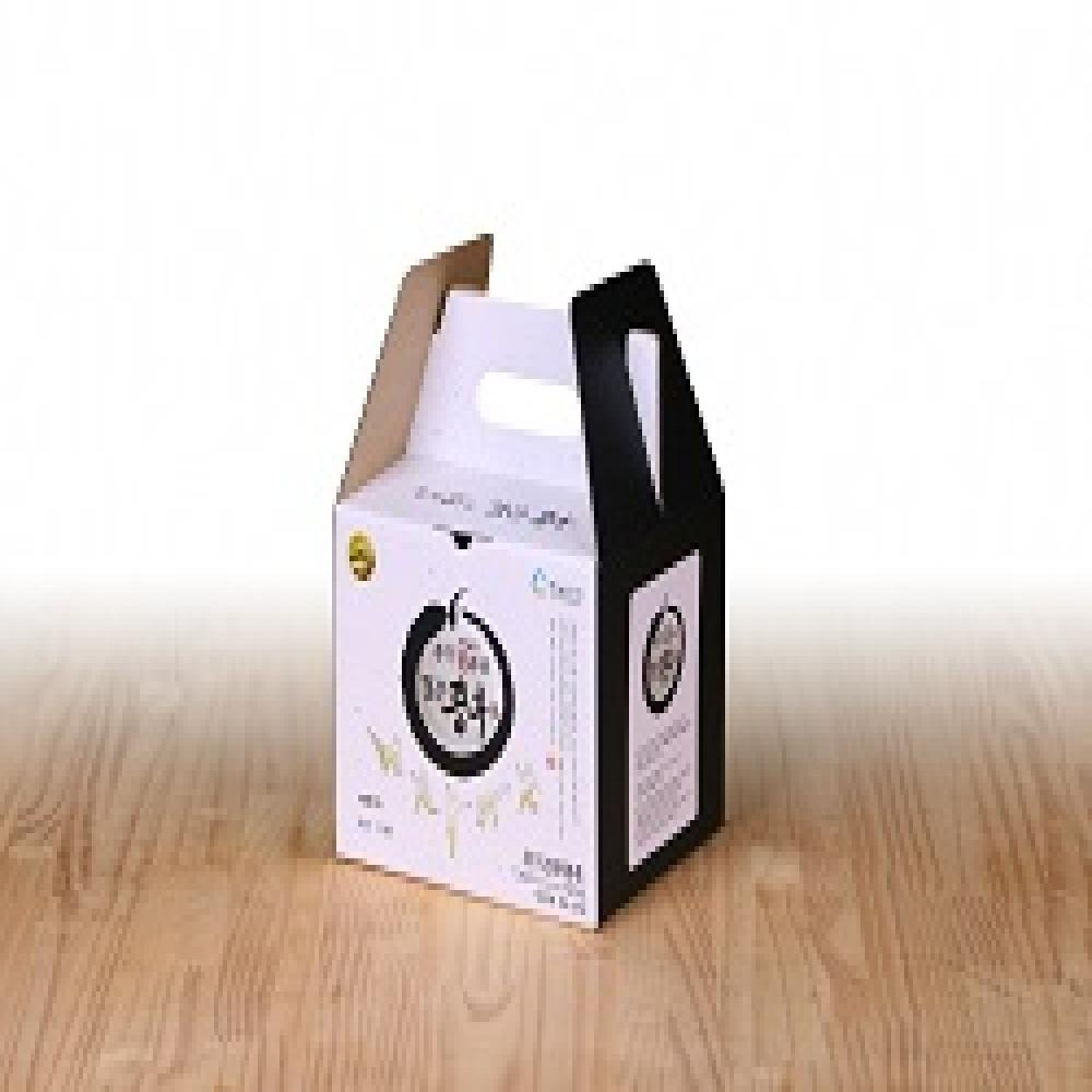 Organic Hanbit Food Black Soymilk  (Plain)