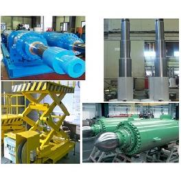 · Cylinder for offshore plants