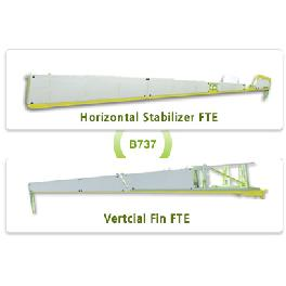 Horizontal Stabilizer FTE/ Vertcial Fin FTE