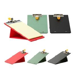 SEWOOSE NOTEPAD Small Middle 3Colors Design Clip Board Magnet Multi Steep Fixing