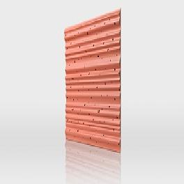 RG-Sound Absorption Wood en Panel _RG-3D Wave Board