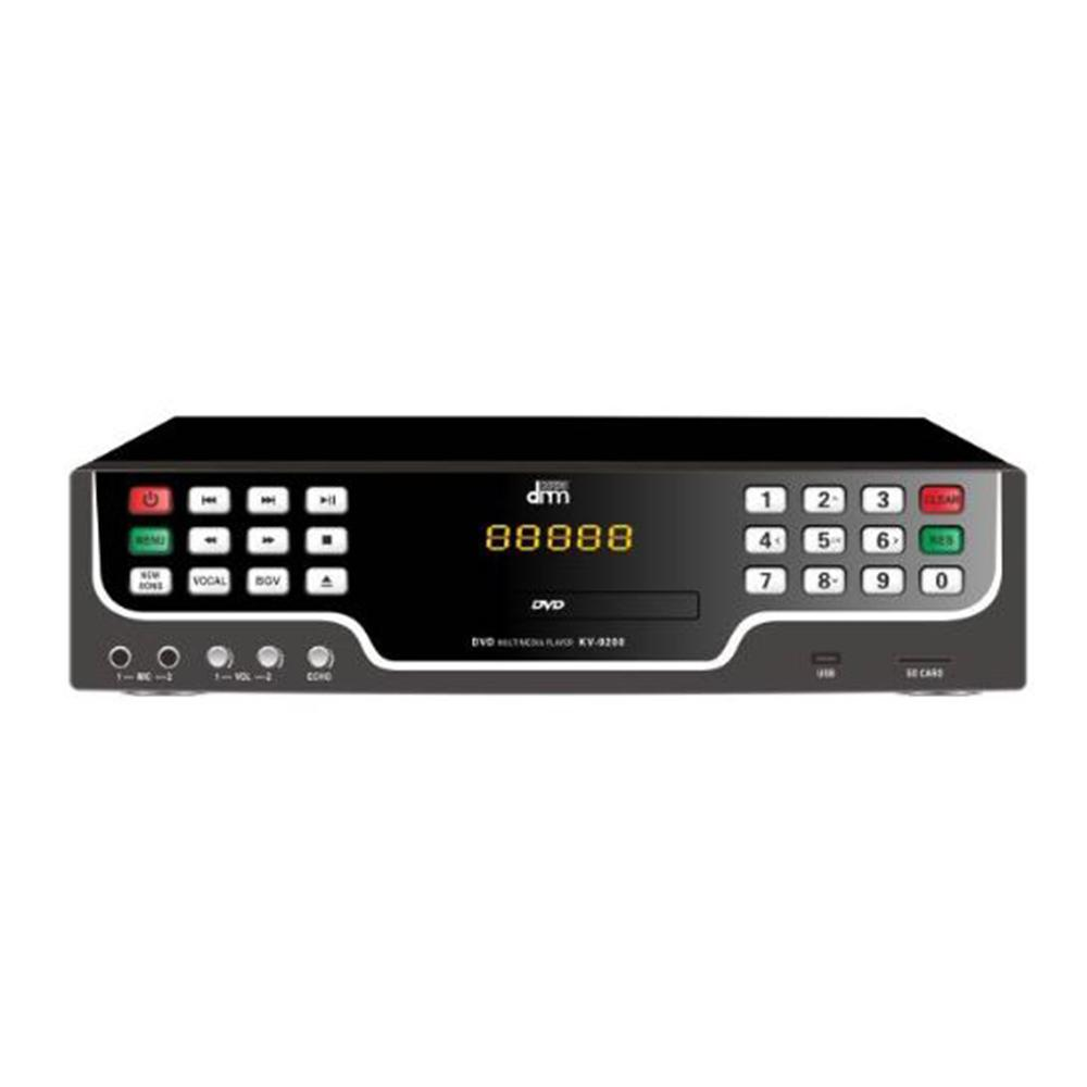 A high-quality speaker system MIDI Karaoke Player with the