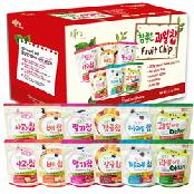 Natural Choice Freeze Dried Fruit 12 Packs Set All 6 types