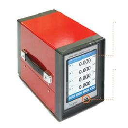 4 Channels Touch Type Dynamic & Static Data Logger