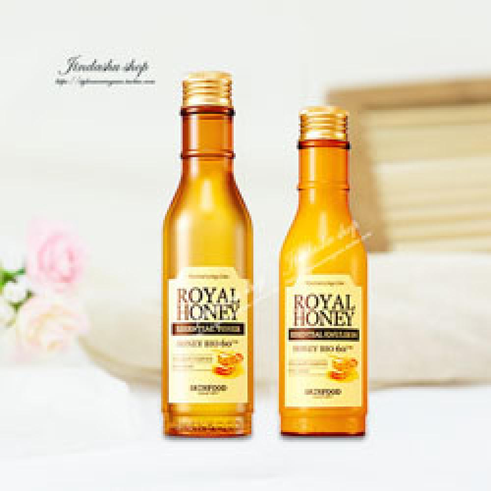 Skin Food Royal Honey Toner&Lotion