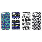 iPhone 6/6S Phone Case with Patterns (4 Types)