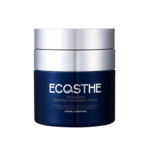 ECOSTHE SkiNutrient Total Age Defying Eye Cream 30ml | Cleansing Lotion / Essential Softner / Age Control Serum / Pore Purifying Serum / Super Hydrating Lotion / Wrinkle / Moisturizing / Whitening / B2C16_2111