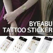 [fabu_028] 111mm (Gold / Silver Tattoo)