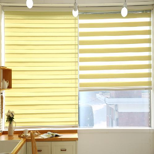 네츄럴 콤비블라인드 | Window Blind, Korea Blind, Combi Blind, Zebra Blind