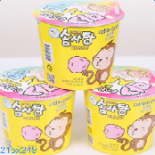 Mongsco Cotton Candy (Banana Flavor)