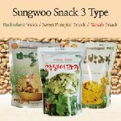 [SungWoo]★Snack 3Type★ Wasabi Snack/B2C16_2117