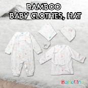 [Bebeone]★Bamboo baby Clothes Hat ★ BAMBOO SLEEP VEST(size s,m) / B2C16_2011