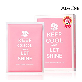 full image [ADALINE] Keep Cool And Let Shine Facial Mask Sheet 28g 10 Sheets, Intensive Whitening