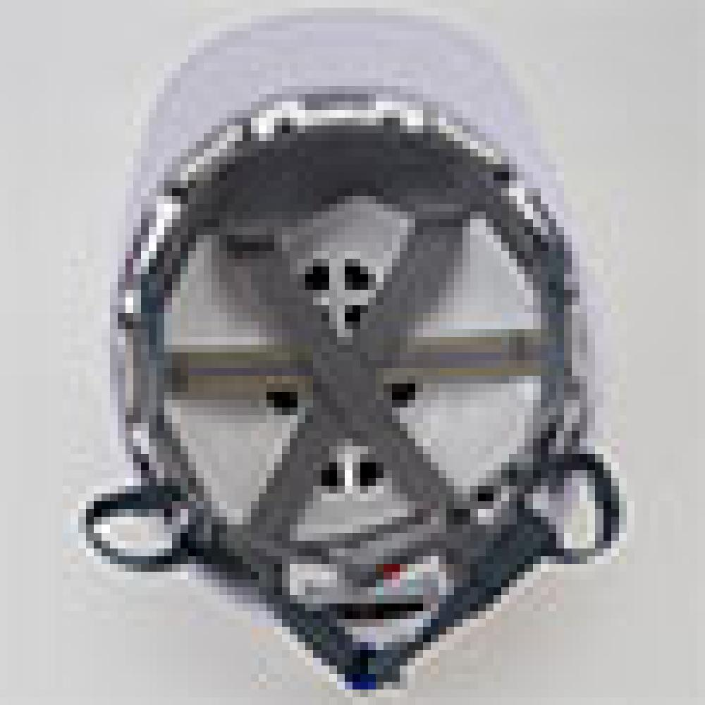 Vented Type Safety Helmet Hard Hat Cooling Fan Air Cooler