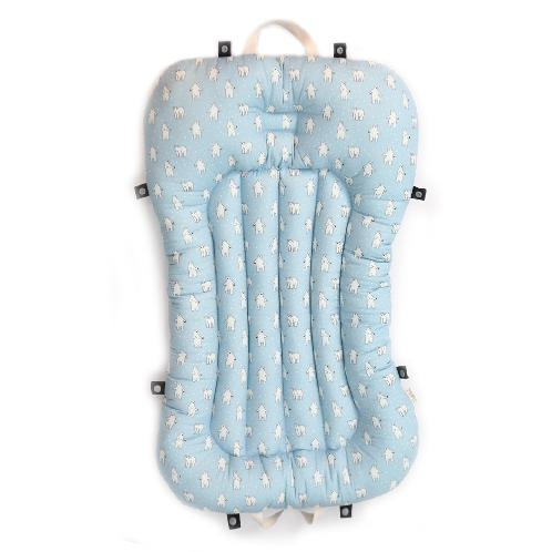 리틀시드 휴대용 침구세트 | baby bed, baby mattress, baby mat, infant, portable bed, baby product, layette