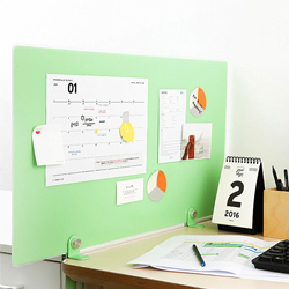 Almightyboard Desk partition type Home Office Memo Board