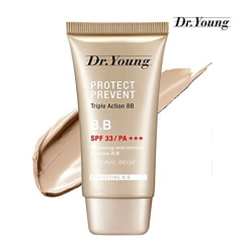 [Dr. Young] Protect Prevent Triple Action BB SPF33 PA+++ 30ml | dr young, bb, cream, protect, uv
